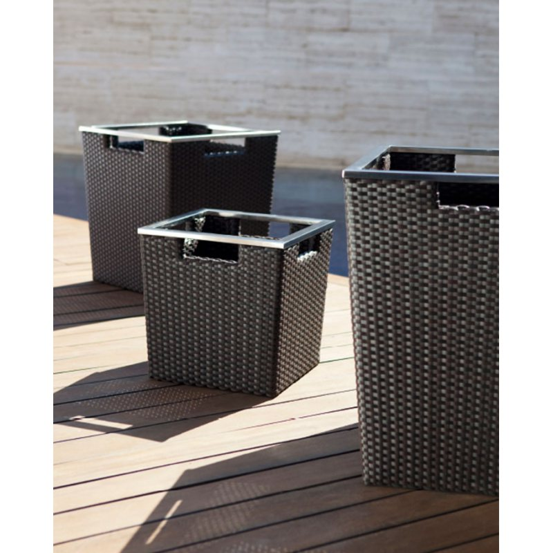 jardineras originales box para terraza chill out