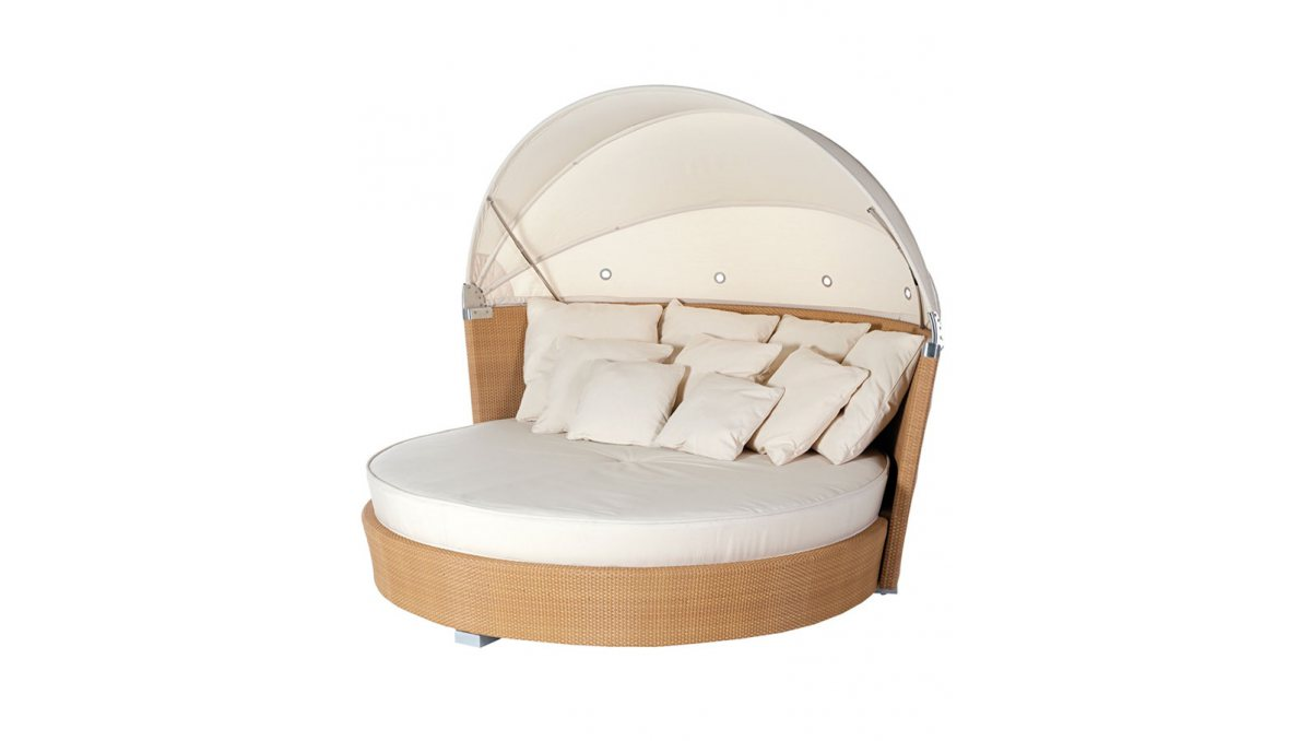 Cama tumbona chill out Romantic