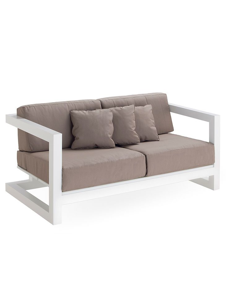 Comprar sof weekend dos plazas para zona chill out for Sofa chill out exterior