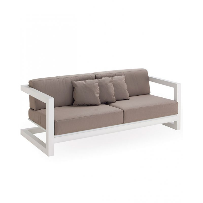 Comprar sof weekend tres plazas para jard n chill out venta de muebles - Muebles chill out ...