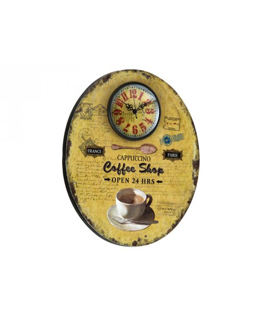 RELOJ DE PARED KAFFEE