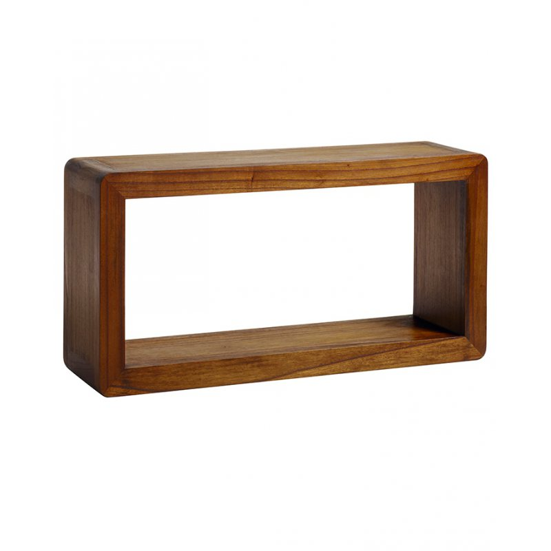 Comprar estante rectangular de madera flash estilo for Comprar encimera de madera