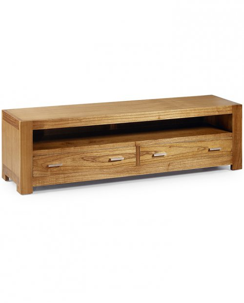 Mueble Tv colonial Natural