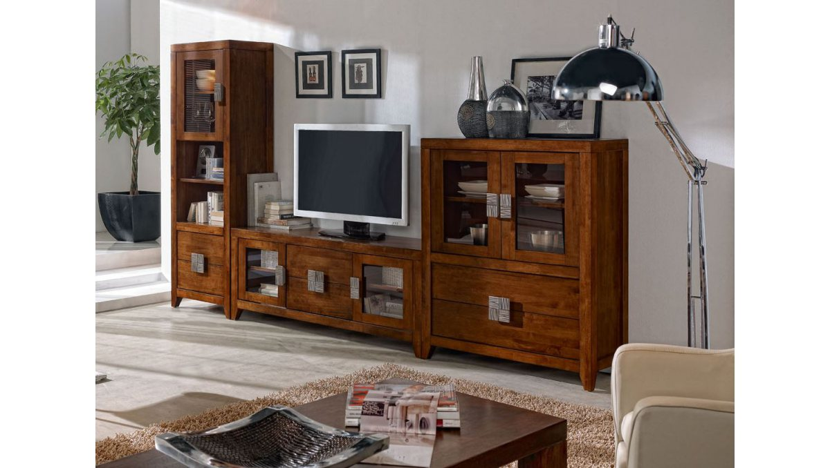 Mueble salon colonial free haga click para agrandar with mueble salon coloni - Salon colonial design ...